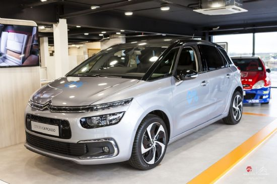 Citroen C4 PICASSO FLAIR BLUEHDI S/S A