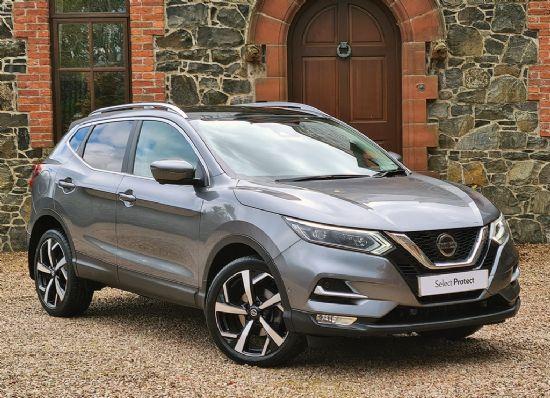 Nissan QASHQAI TEKNA DCI **PCP FROM £999 DEPOSIT £279 PER MONTH**