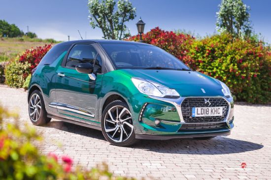 DS DS3 CONNECTED CHIC PURETECH **PCP SPECIAL FROM £169 DEPOSIT, £169 PER MONTH**