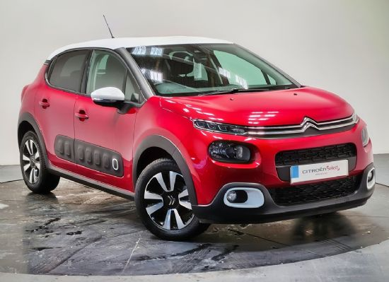 Citroen C3 FLAIR BLUEHDI S/S **10% DEPOSIT £245 PER MONTH**