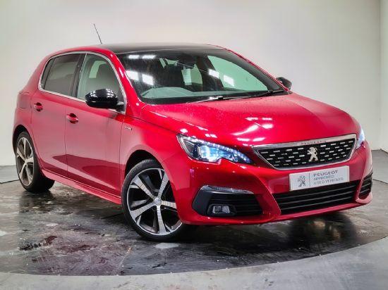 Peugeot 308 1.2 130HP GT LINE **10% DEPOSIT £233 PER MONTH**