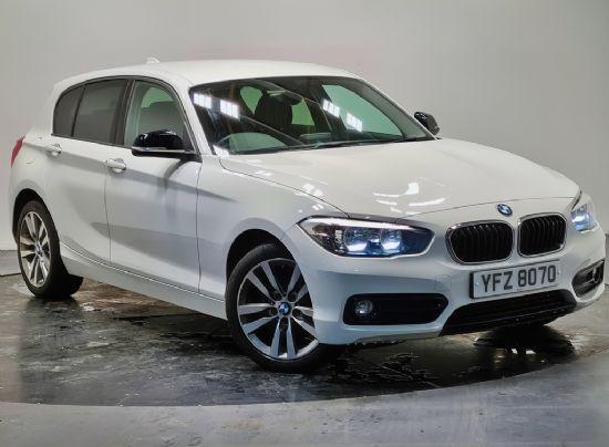 BMW 118I SPORT **£799 DEPOSIT £199 PER MONTH**