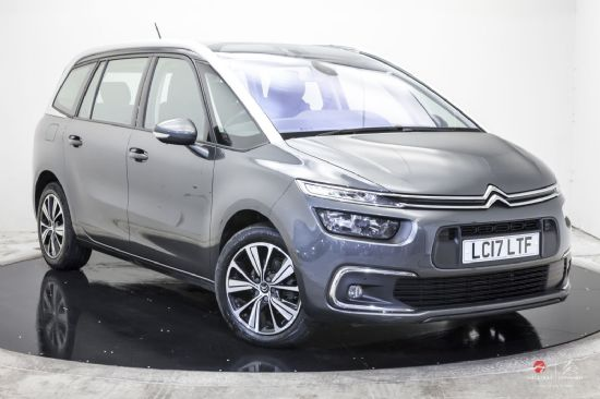 C4 Grand Picasso Feel AUTOMATIC **PCP Special from £229 Deposit £229 Per Month**