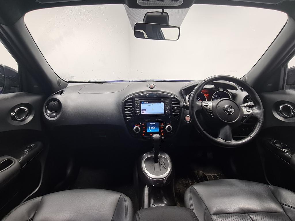 2017 Nissan Juke Petrol Automatic – Hallidays of Bushmills full