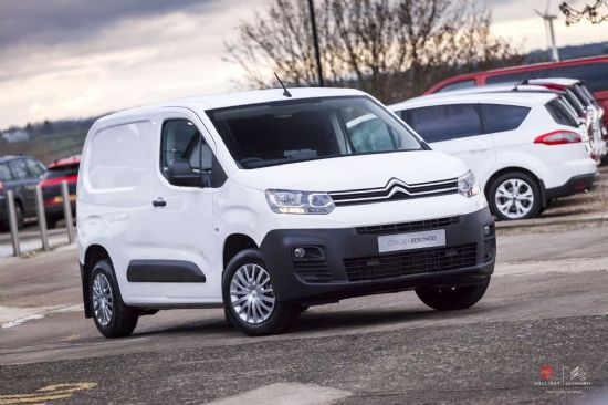 Citroen BERLINGO 650 EN-PRISE BLUEHDI *FREE DELIVERY ACROSS N.I/ LOOK PACK*