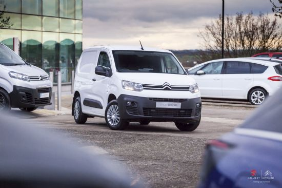 Citroen BERLINGO 650 EN-PRISE BLUEHDI *FREE DELIVERY UK WIDE*