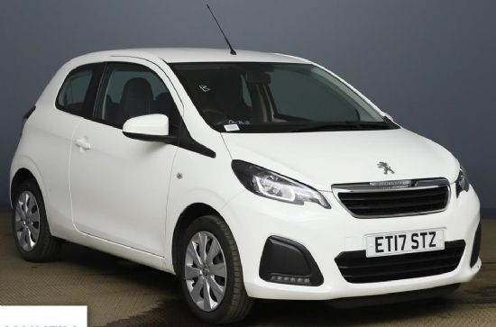 Peugeot 108 ACTIVE **PCP FROM £108 DEPOSIT £108 PER MONTH**