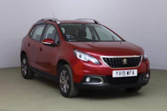 Peugeot 2008 1.2 ACTIVE **DUE IN/ PCP FROM £179 DEPOSIT £179 PER MONTH**