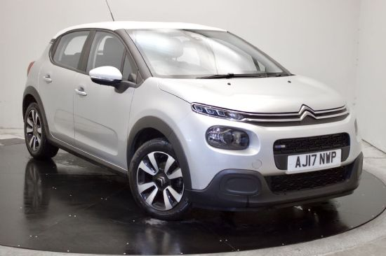 Citroen C3 110HP FEEL PURETECH *PCP Special from £147 Deposit £147 Per Month*