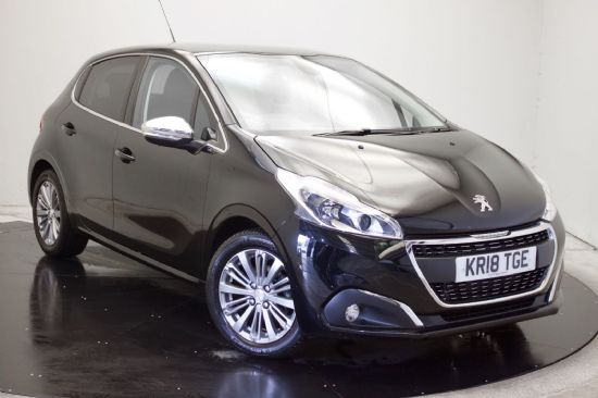 Peugeot 208 ALLURE **PCP Special From £157 Deposit £157 Per Month**