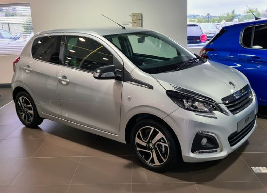 Peugeot 108 1.0 COLLECTION **SAVE £3000 ON RRP**