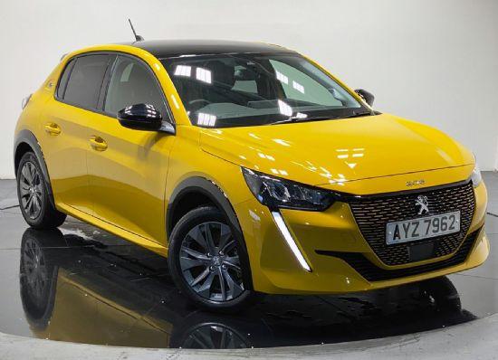 Peugeot 208 ALLURE EV **£1000 DEPOSIT CONTRIBUTION**