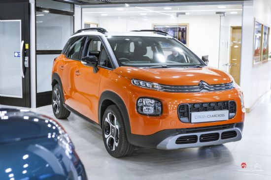 Citroen C3 AIRCROSS FLAIR PURETECH S/S 110HP **SAVE £3500 ON RRP**