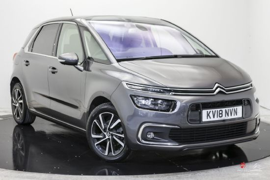 Citroen C4 Picasso 1.2 130hp Flair