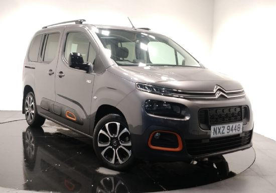 Citroen BERLINGO BHDI FLAIR XTR **10% DEPOSIT £325 PER MONTH**