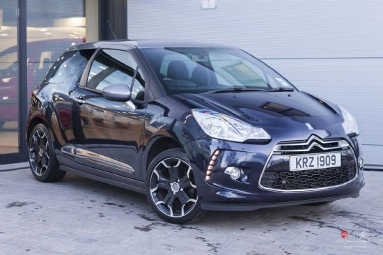 DS DS3 DSTYLE PURETECH **PCP Special from £129 Deposit £129 Per month**