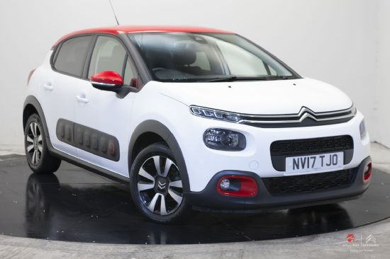 Citroen C3 1.6BHDI 100HP FLAIR **PCP Special from £139 Deposit £139 Per Month**