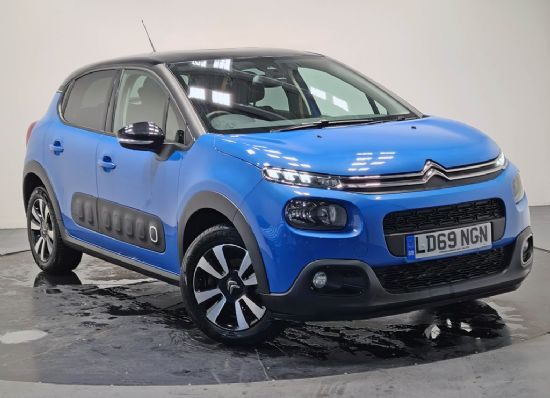Citroen C3 1.2 FLAIR **PCP FROM £195 DEPOSIT £195 PER MONTH**