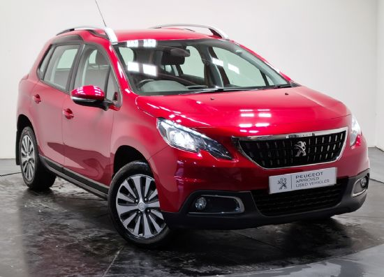 Peugeot 2008 1.6BHDI ACTIVE **PCP FROM £134 DEPOSIT £134 PER MONTH**