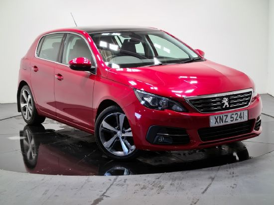 Peugeot 308 ALLURE S/S **PCP FROM £199 DEPOSIT £199 PER MONTH**