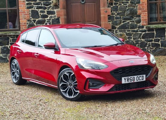 Ford FOCUS 1.5 ECOBLUE 120 ST-LINE X  **PCP FROM £2299 DEPOSIT £329 PER MONTH**