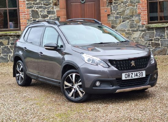 Peugeot 2008 GT LINE BLUE HDI **PCP FROM £799 DEPOSIT £279 PER MONTH**