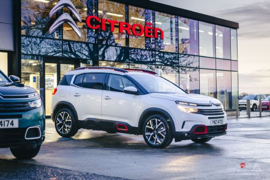 Citroen C5 AIRCROSS FLAIR + BHDI SS A