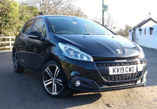 Peugeot 208  1.2 110HP GT LINE S/S **PCP FROM £189 DEPOSIT £189 PER MONTH**