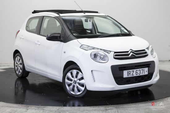 Citroen C1 AIRSCAPE FEEL **HP SPECIAL FROM £106 DEPOSIT £106 PER MONTH**