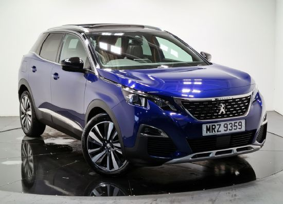 Peugeot 3008 GT LINE S/S **LEATHER/ PAN ROOF/ KEYLESS ENTRY**