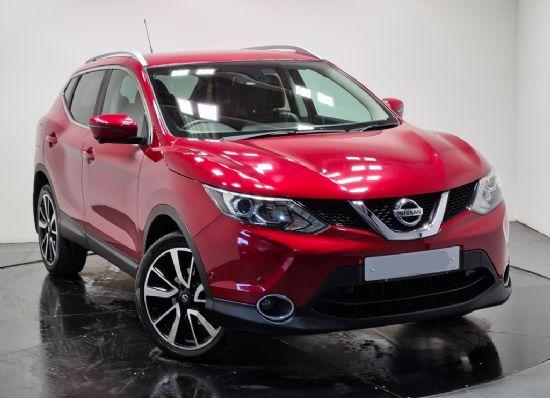 Nissan QASHQAI TEKNA DCI **£259 DEPOSIT £259 PER MONTH**