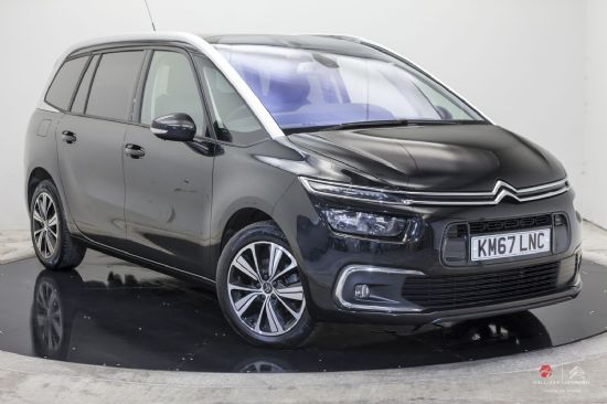 Citroen C4 GR PICASSO FLR BLUEHDI SS A *FREE DELIVERY UK WIDE*