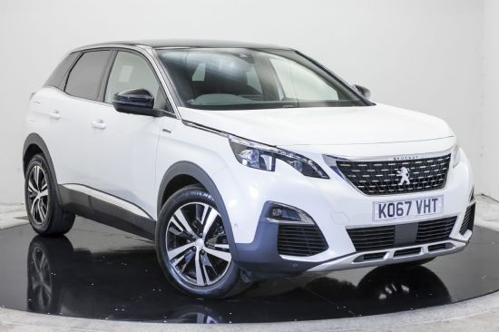Peugeot 3008 GT LINE BLUEHDI S/S AUTO **PCP Special from £999 Deposit £399 Per Month**