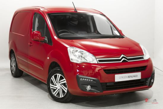 Citroen BERLINGO 625 LX BLUEHDI AUTO