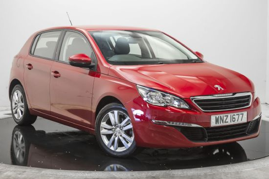 Peugeot 308 ACTIVE BLUE HDI S/S