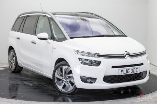 Citroen C4 GRAND PICASSO EXCL+ BLUEHDI