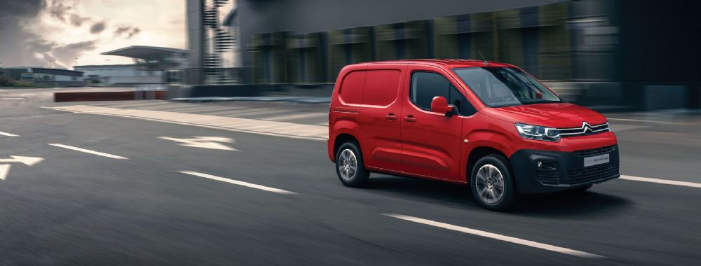 New Citroen All New Berlingo Van Cars For Sale At