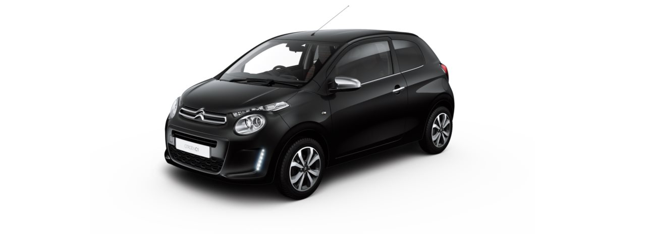 Citroen C1 Caldera Black Metallic