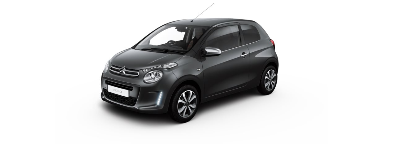 Citroen C1 Carlinite Grey Metallic