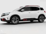 C5 Aircross Sense BlueHDi 130BHP EAT8 8-Speed Automatic Offer