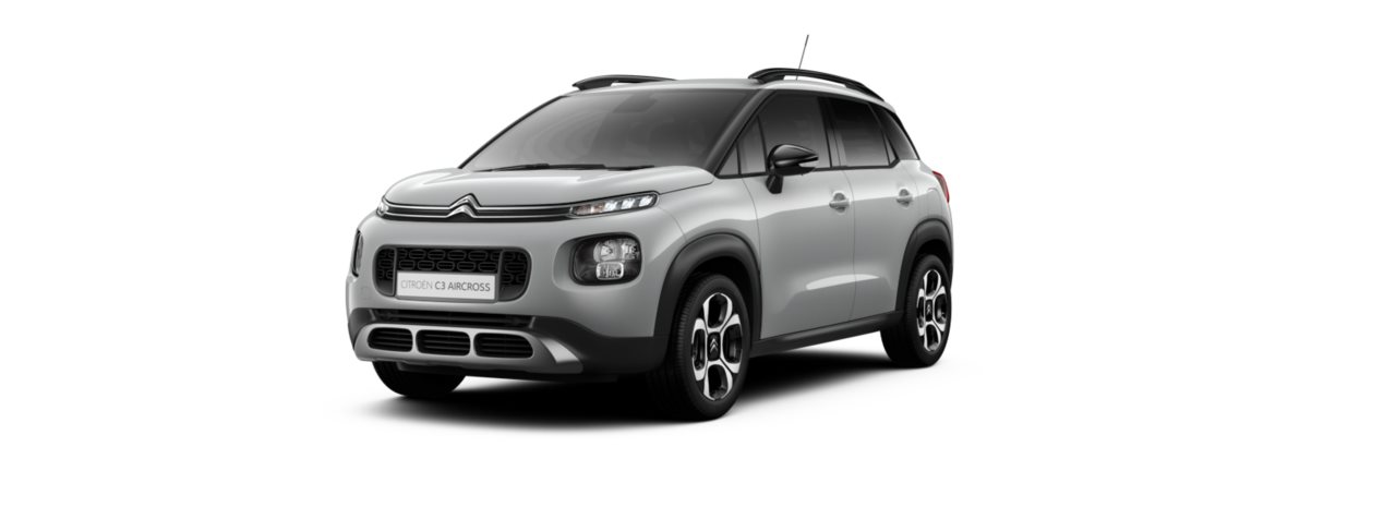 Citroen C3 Aircross Cosmic Silver Metallic