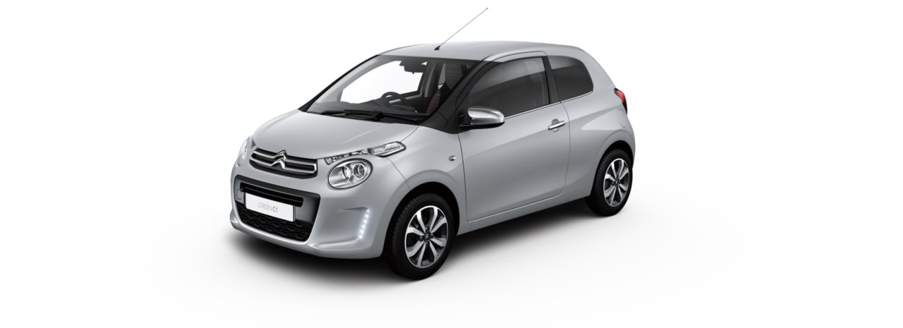 Citroen C1 Gallium Grey Metallic