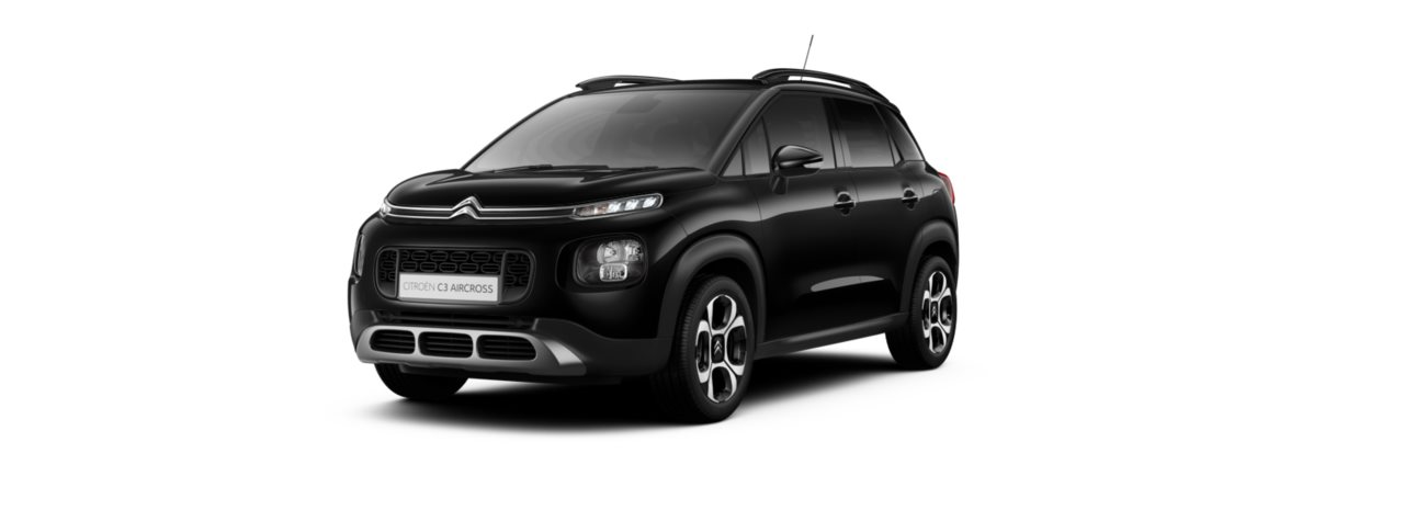 Citroen C3 Aircross Ink Black Metallic