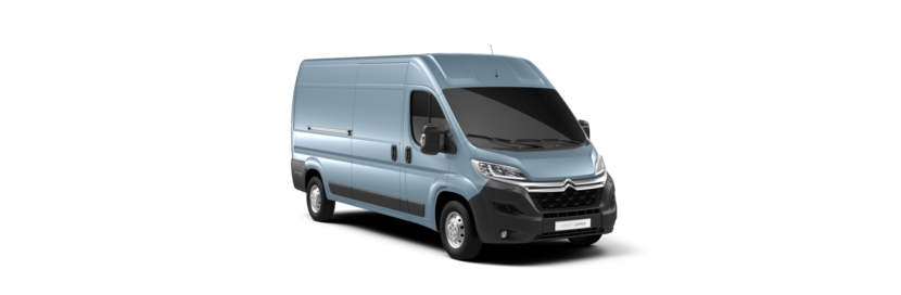 Citroen Relay Lake Blue Metallic