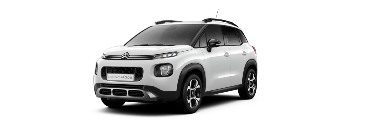 Citroen C3 Aircross Natural White