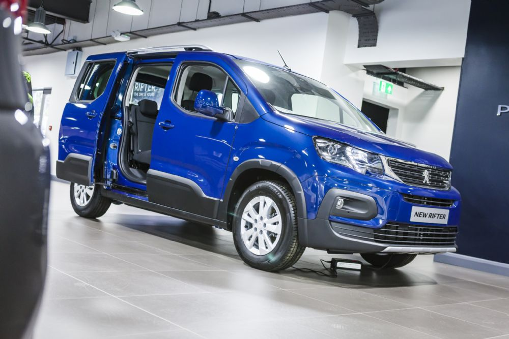 Peugeot All New Rifter Features