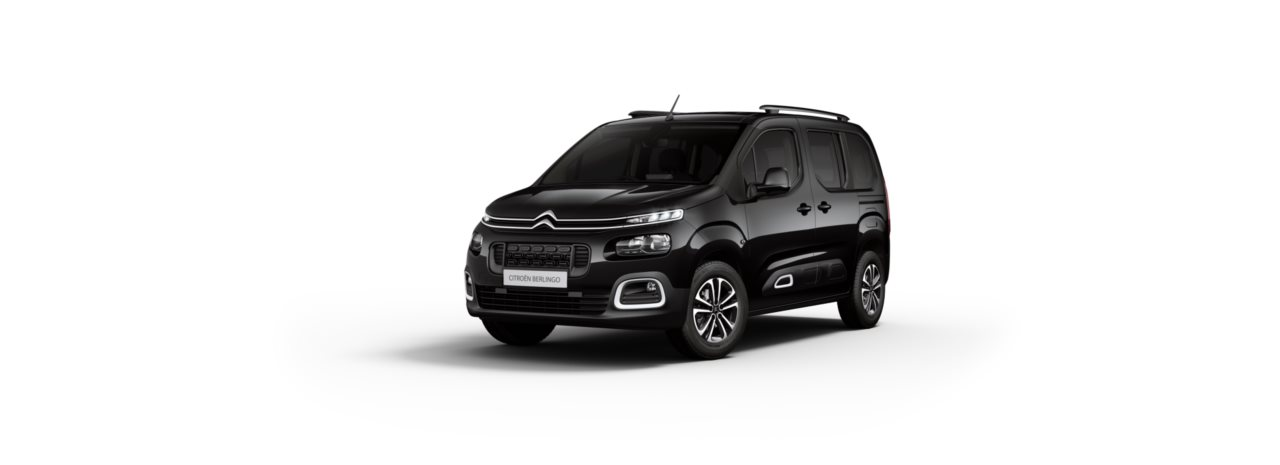 Citroen New Berlingo Onyx Black Metallic