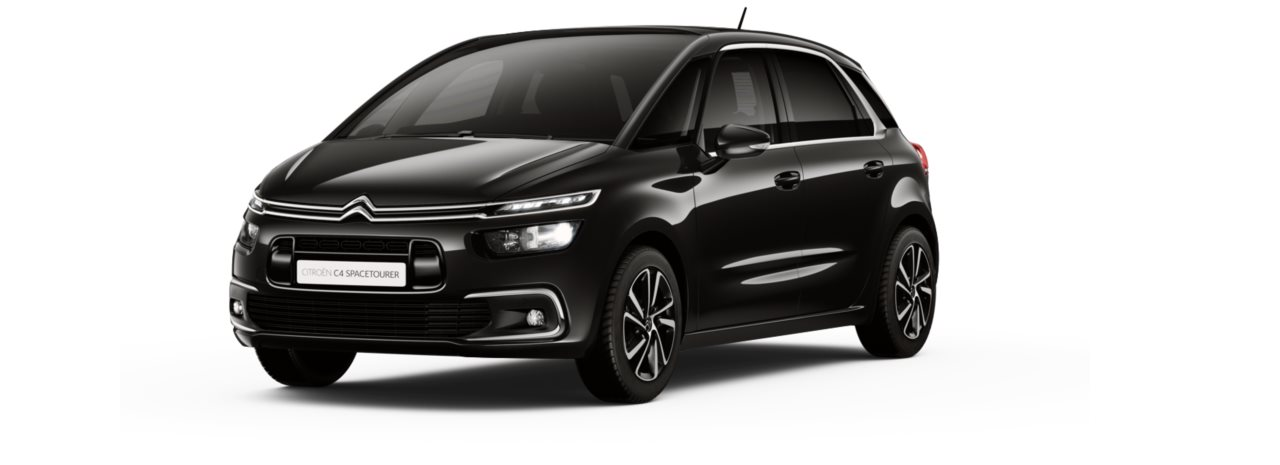 Citroen New C4 Space Tourer Onyx Black Metallic