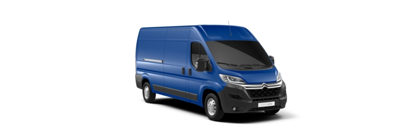 Citroen Relay Pacific Blue