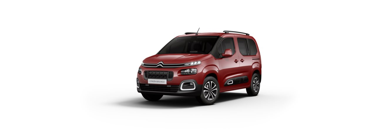 Citroen New Berlingo Passion Red